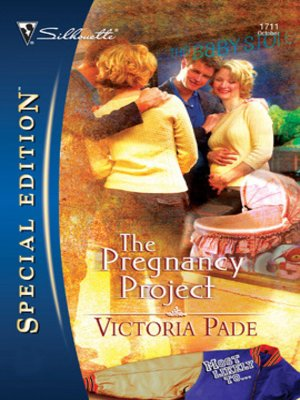 cover image of The Pregnancy Project