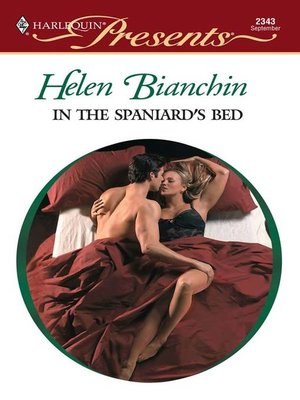 cover image of In the Spaniard's Bed