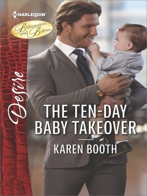 cover image of The Ten-Day Baby Takeover