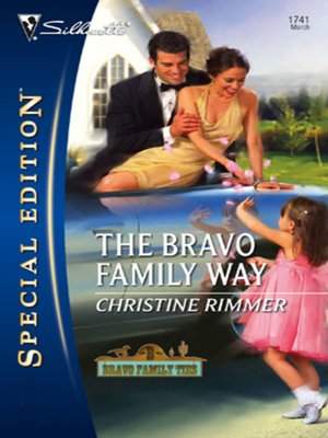 cover image of The Bravo Family Way