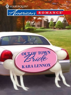 cover image of Out of Town Bride