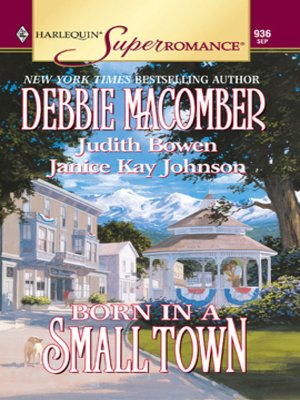 cover image of Born in a Small Town