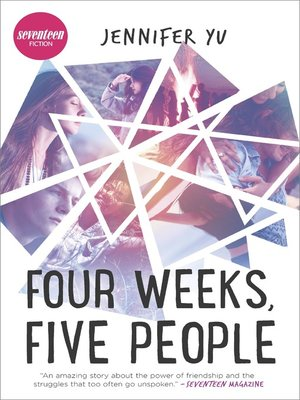 cover image of Four Weeks, Five People