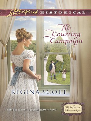 cover image of The Courting Campaign