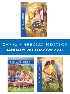 cover image of Harlequin Special Edition January 2019, Box Set 2 of 2