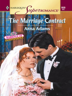 cover image of The Marriage Contract