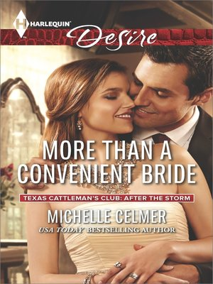cover image of More Than a Convenient Bride
