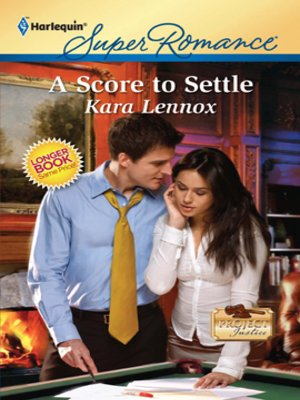 cover image of A Score to Settle
