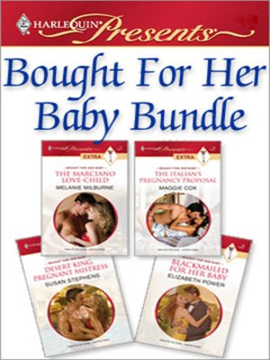 cover image of Bought For Her Baby Bundle