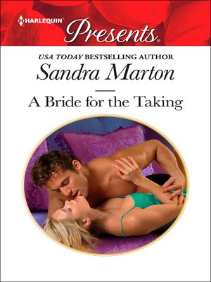 cover image of A Bride for the Taking