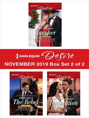 cover image of Harlequin Desire November 2019--Box Set 2 of 2