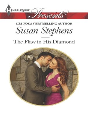 cover image of The Flaw in His Diamond