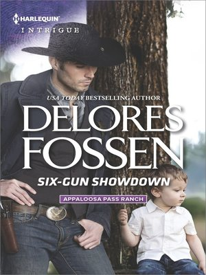 cover image of Six-Gun Showdown