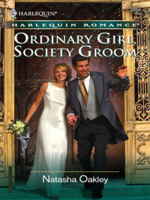 cover image of Ordinary Girl, Society Groom