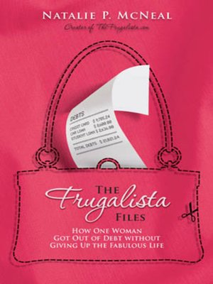 cover image of The Frugalista Files