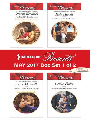 cover image of Harlequin Presents May 2017, Box Set 1 of 2
