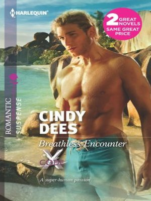 cover image of Breathless Encounter: Breathless Encounter\The Dark Side of Night
