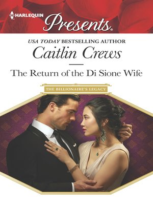 cover image of The Return of the Di Sione Wife
