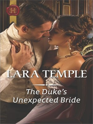 cover image of The Duke's Unexpected Bride