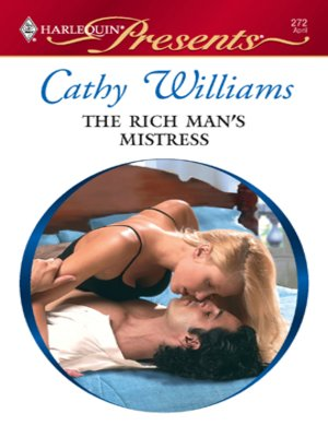 cover image of The Rich Man's Mistress