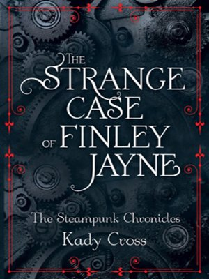cover image of The Strange Case of Finley Jayne