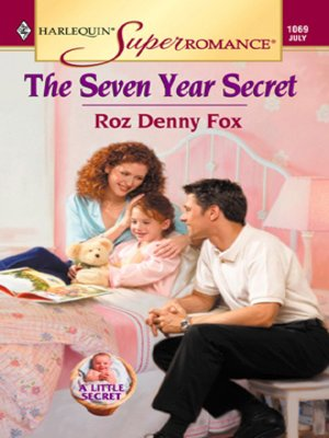 cover image of The Seven Year Secret