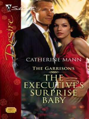 cover image of Executive's Surprise Baby
