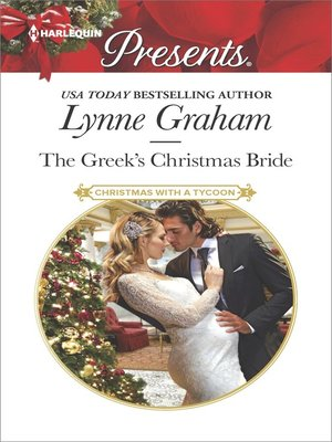 cover image of The Greek's Christmas Bride--A Classic Christmas Romance