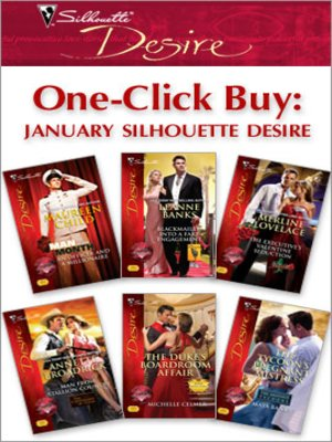cover image of One-Click Buy: January 2009 Silhouette Desire