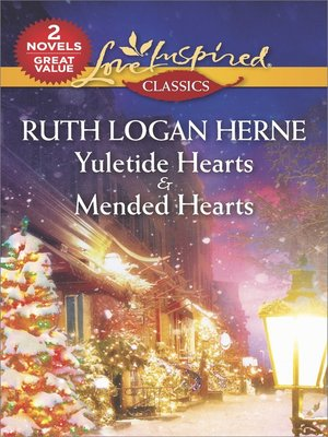 cover image of Yuletide Hearts & Mended Hearts