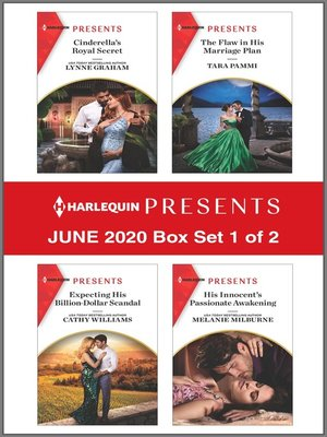 cover image of Harlequin Presents--June 2020--Box Set 1 of 2