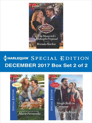 cover image of Harlequin Special Edition December 2017--Box Set 2 of 2