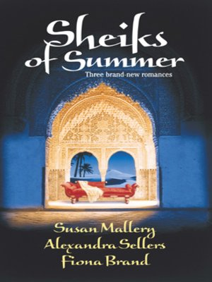 cover image of Sheiks of Summer