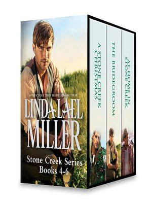 cover image of A Stone Creek Christmas\The Bridegroom\At Home in Stone Creek