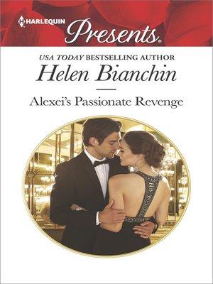 cover image of Alexei's Passionate Revenge