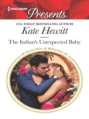 cover image of The Italian's Unexpected Baby