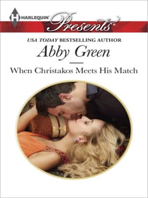 cover image of When Christakos Meets His Match