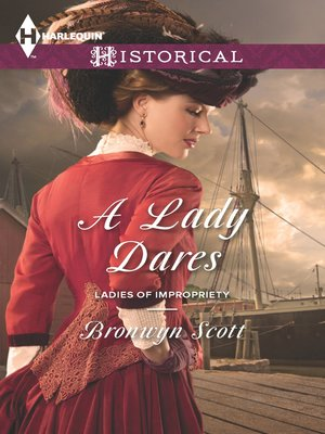cover image of A Lady Dares