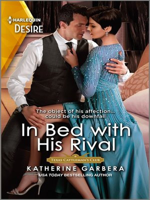 cover image of In Bed with His Rival--An older woman younger man romance