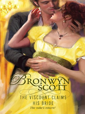 cover image of The Viscount Claims His Bride