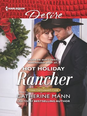 cover image of Hot Holiday Rancher