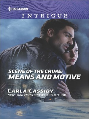 cover image of Scene of the Crime--Means and Motive
