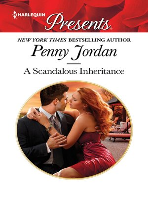 cover image of A Scandalous Inheritance