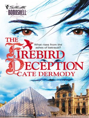 cover image of The Firebird Deception