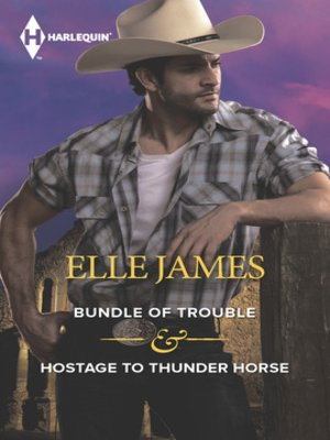 cover image of Bundle of Trouble & Hostage to Thunder Horse