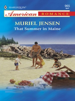 cover image of That Summer in Maine
