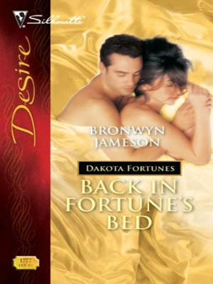 cover image of Back in Fortune's Bed