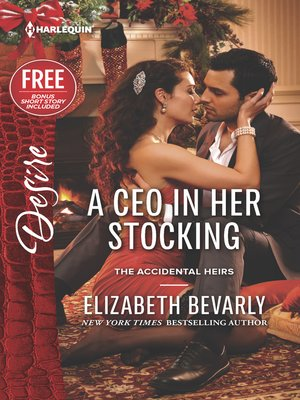 cover image of A CEO in Her Stocking: Reclaimed by the Rancher