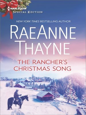 cover image of The Rancher's Christmas Song