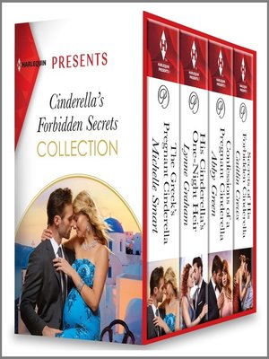 cover image of Cinderella's Forbidden Secrets Collection